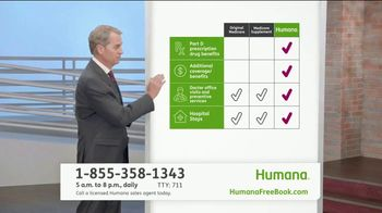 Humana Medicare Advantage Prescription Drug Plan TV Spot, 'All the Coverage' - Thumbnail 6
