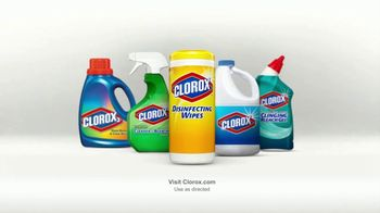 Clorox TV Spot, 'What Comes Next Is Incredible: Home Entertainment' - Thumbnail 9