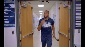 NFL Play Football TV Spot, 'Lone Star High School' Featuring Dak Prescott - Thumbnail 6