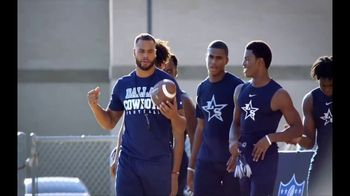 NFL Play Football TV Spot, 'Lone Star High School' Featuring Dak Prescott