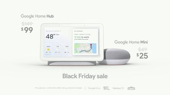 Google Home Hub TV Spot, 'Anthem: Black Friday' Song by Jacqueline Taïeb - Thumbnail 9