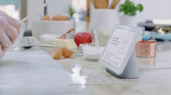 Google Home Hub TV Spot, 'Cooking' Song by Benny Goodman - Thumbnail 6