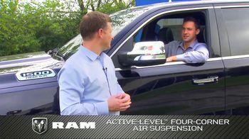 2019 Ram 1500 TV Spot, 'Impressive Truck: Storage' [T2] - Thumbnail 9