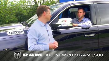 2019 Ram 1500 TV Spot, 'Impressive Truck: Storage' [T2] - Thumbnail 6