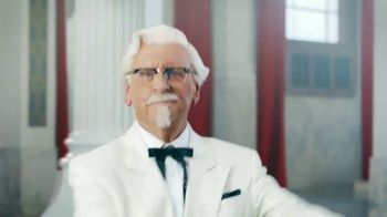 KFC Chicken & Waffles TV Spot, 'Dance Is The Hidden Language Of The Stomach' Song by Bill Medley, Jennifer Warnes - Thumbnail 6