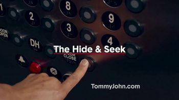 Tommy John TV Spot, '2018 Holidays: Awkward Moments'