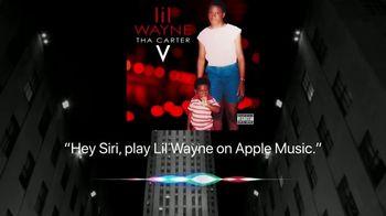 Apple iPhone Siri TV Spot, 'NBC: Lil Wayne'
