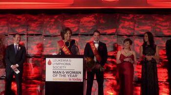 The Leukemia & Lymphoma Society TV Spot, 'Man & Woman of the Year' - Thumbnail 3