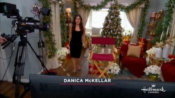 XFINITY X1 TV Spot, 'Hallmark Countdown to Christmas' Featuring Danica McKellar - Thumbnail 1