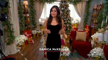 XFINITY X1 TV Spot, 'Hallmark Countdown to Christmas' Featuring Danica McKellar - Thumbnail 2