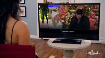 XFINITY X1 TV Spot, 'Hallmark Countdown to Christmas' Featuring Danica McKellar - Thumbnail 6