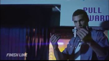 Finish Line TV Spot, 'ShoesSoFresh Car Wash' Featuring Vanessa Morgan, Migos, Zach LaVine