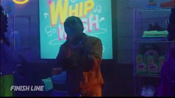 Finish Line TV Spot, 'ShoesSoFresh Car Wash' Featuring Vanessa Morgan, Migos, Zach LaVine - Thumbnail 7