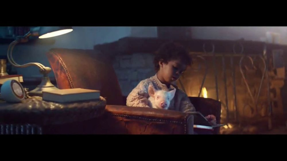 Amazon Echo Commercial TV Commercial, 'Bedtime Story' - Video