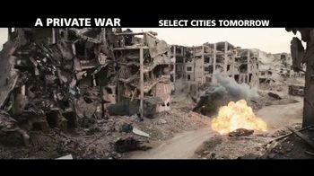 A Private War - Alternate Trailer 4