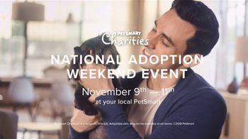 PetSmart Charities National Adoption Weekend Event TV Spot, 'Inseparable' - Thumbnail 9