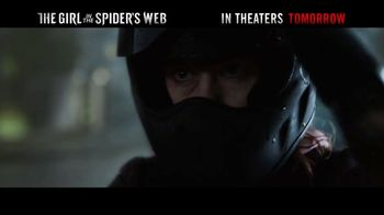 The Girl in the Spider's Web - Alternate Trailer 33