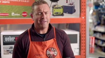 The Home Depot TV Spot, 'ESPN: Game Day: Cordless Blower' Feat. Desmond Howard, Lee Corso - Thumbnail 2