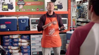 The Home Depot TV Spot, 'ESPN: Game Day: Cordless Blower' Feat. Desmond Howard, Lee Corso - Thumbnail 5