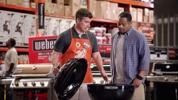 The Home Depot TV Spot, 'ESPN: Game Day: Cordless Blower' Feat. Desmond Howard, Lee Corso - Thumbnail 6