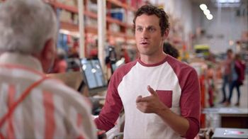 The Home Depot TV Spot, 'ESPN: Game Day: Cordless Blower' Feat. Desmond Howard, Lee Corso - Thumbnail 8