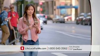 LifeLock TV Spot, 'On the Hook: Join Today'