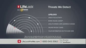 LifeLock TV Spot, 'On the Hook: Join Today' - Thumbnail 5