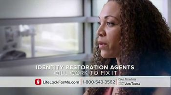 LifeLock TV Spot, 'On the Hook: Join Today' - Thumbnail 6