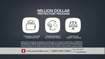 LifeLock TV Spot, 'On the Hook: Join Today' - Thumbnail 7