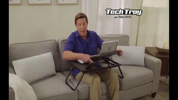 Tech Tray TV Spot, 'Lap Table' - 4 commercial airings