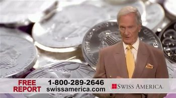 Swiss America TV Spot, 'Now is the Time to Rediscover Silver!' Featuring Pat Boone - Thumbnail 4