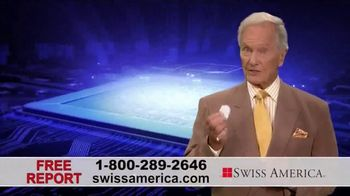 Swiss America TV Spot, 'Now is the Time to Rediscover Silver!' Featuring Pat Boone - Thumbnail 5