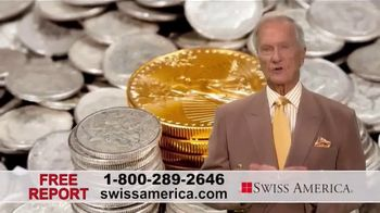 Swiss America TV Spot, 'Now is the Time to Rediscover Silver!' Featuring Pat Boone - Thumbnail 8
