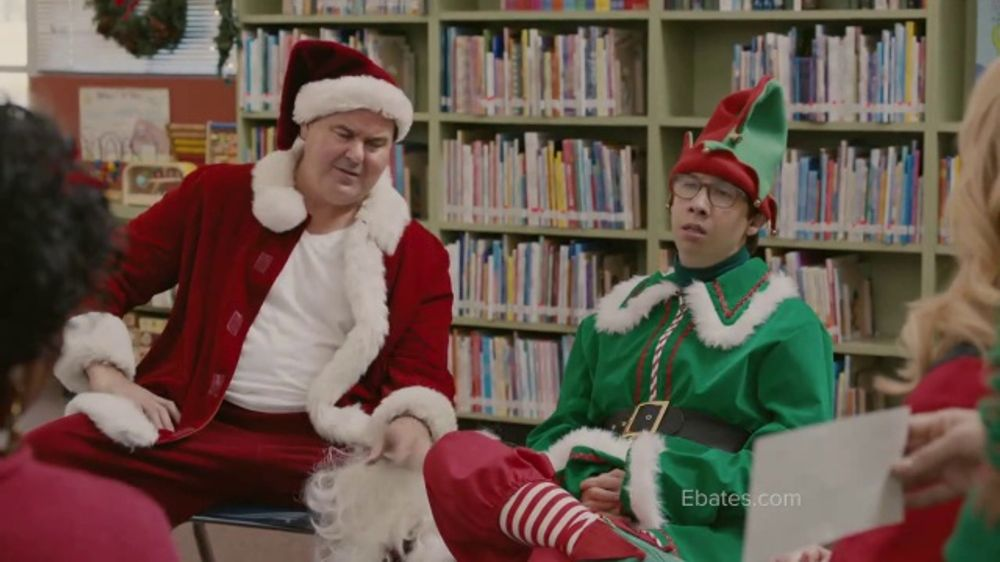 Ebates TV Commercial, 'Skeptics Anonymous: Presents'