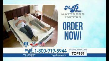 My Pillow Mattress Topper TV Spot, 'Too Hard or Too Soft' - Thumbnail 9