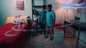 Zoom Tubes Car Trax TV Spot, 'Holidays: Ryan Toys Review' - 138 commercial airings