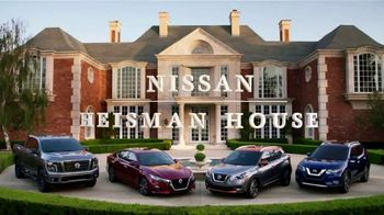 Nissan TV Spot, 'Heisman House: Nice-valry' Featuring Tim Tebow, Marcus Mariota [T1] - Thumbnail 1