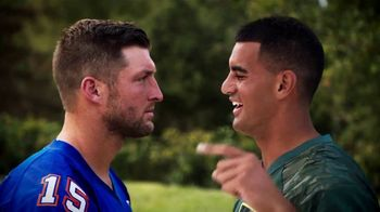 Nissan TV Spot, 'Heisman House: Nice-valry' Featuring Tim Tebow, Marcus Mariota [T1] - Thumbnail 7
