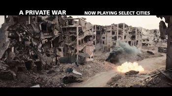 A Private War - Alternate Trailer 5