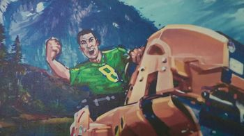 Nissan TV Spot, 'Heisman House: Rivalry Week: Beavers' Featuring Marcus Mariota [T1] - Thumbnail 10