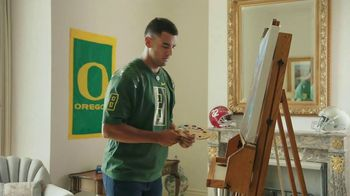 Nissan TV Spot, 'Heisman House: Rivalry Week: Beavers' Featuring Marcus Mariota [T1] - Thumbnail 5