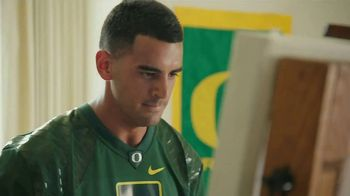 Nissan TV Spot, 'Heisman House: Rivalry Week: Beavers' Featuring Marcus Mariota [T1] - Thumbnail 8