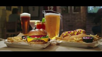 Buffalo Wild Wings $5 Gameday Menu TV Spot, 'People Are Simple Creatures' - 276 commercial airings