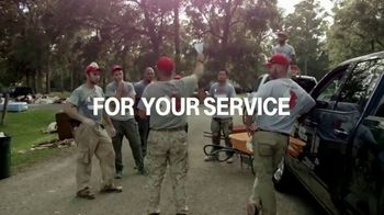 T-Mobile TV Spot, 'Thank You for Your Service' - Thumbnail 9