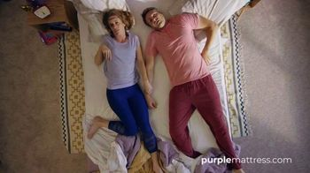 Purple Mattress TV Spot, 'Unwreck Your Sleep on the Mattress That Broke the Internet' - Thumbnail 1