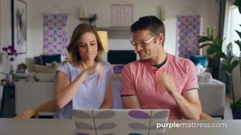 Purple Mattress TV Spot, 'Unwreck Your Sleep on the Mattress That Broke the Internet' - Thumbnail 7
