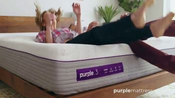 Purple Mattress TV Spot, 'Unwreck Your Sleep on the Mattress That Broke the Internet' - Thumbnail 9
