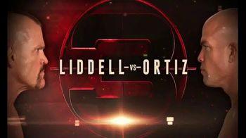 Golden Boy Promotions TV Spot, 'Liddell vs. Ortiz III: Wars End' - 11 commercial airings