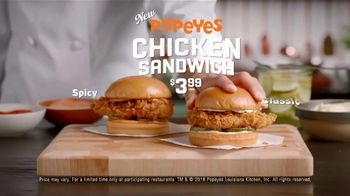 Popeyes Chicken Sandwich TV Spot, 'Therapist' - Thumbnail 10