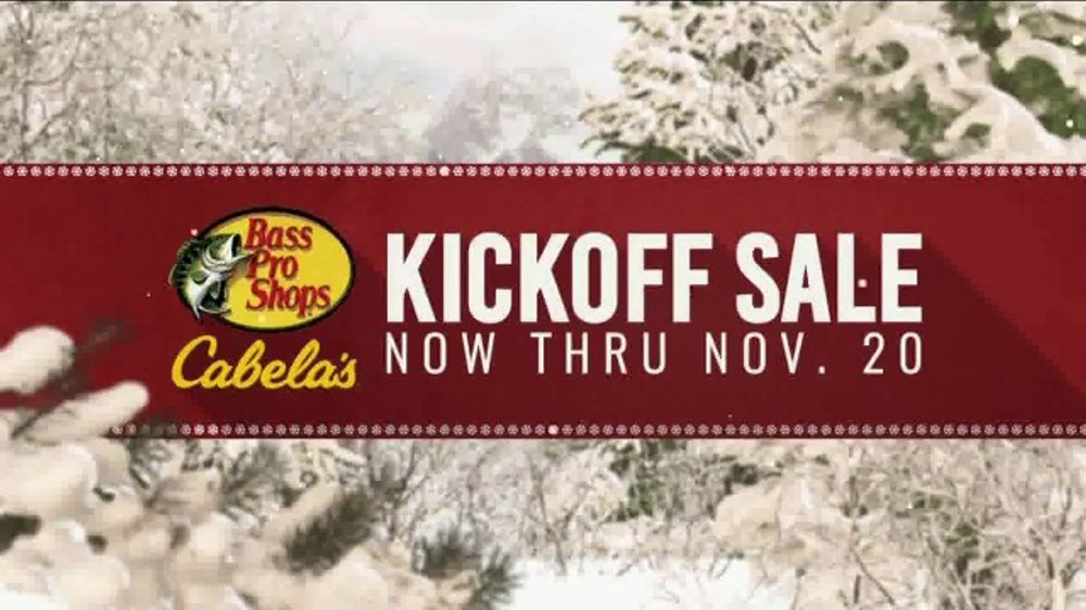Bass Pro Shops Kickoff Sale Tv Commercial Hornady Ammo And Smith